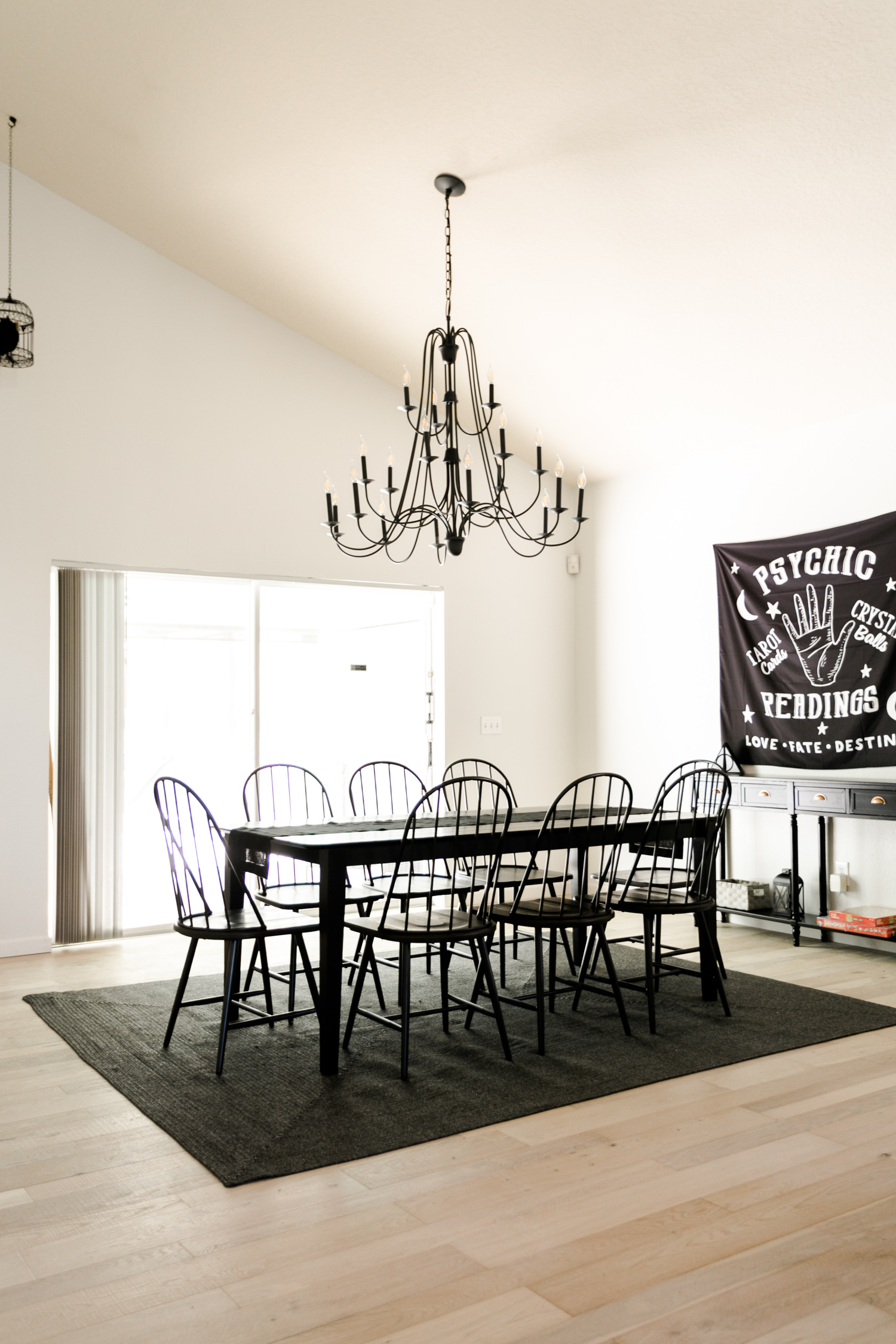 Harry Potter-Inspired Dining Room Tour