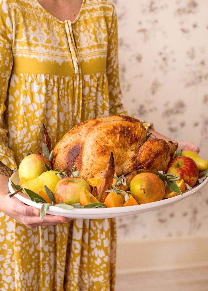 Friendsgiving + Turkey Brine Recipe