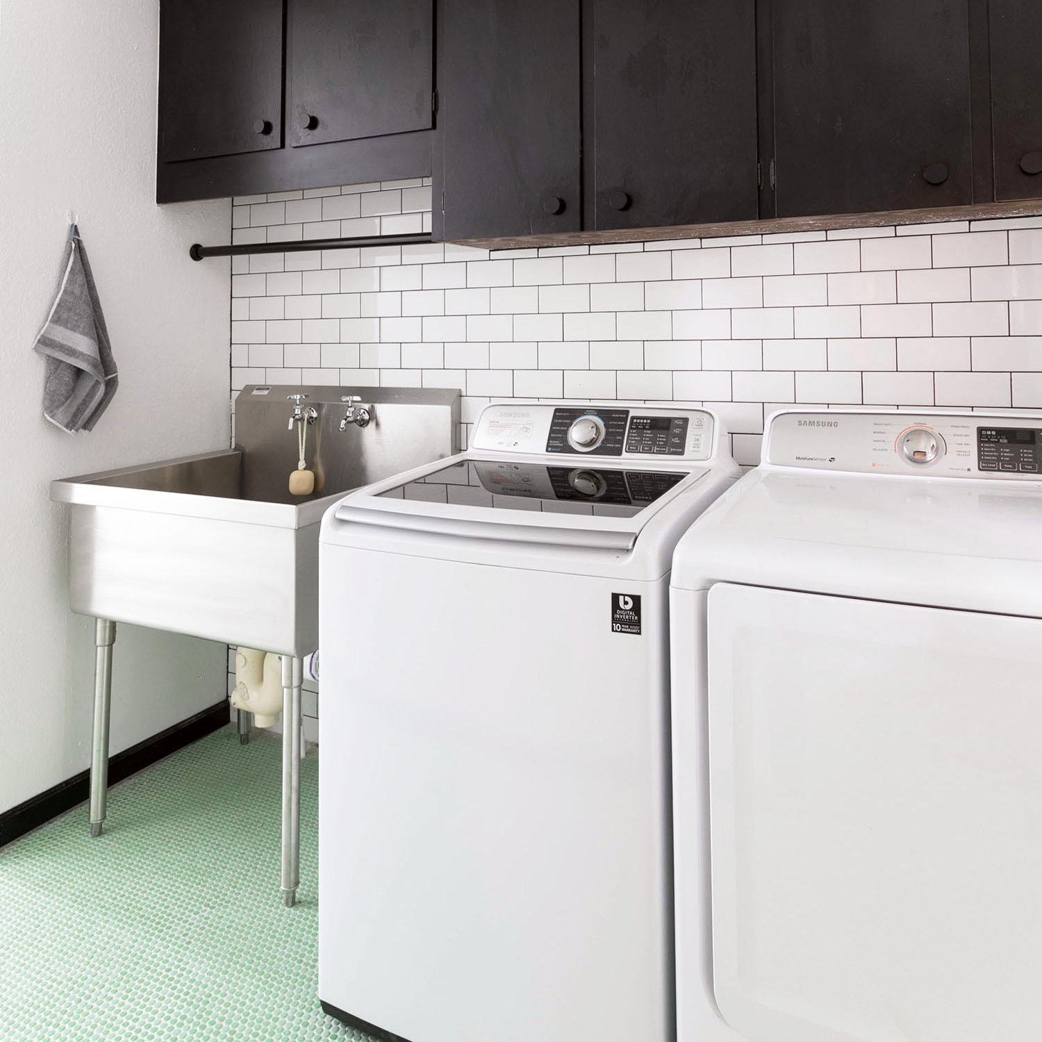 Emma's Laundry Room Makeover – A Beautiful Mess