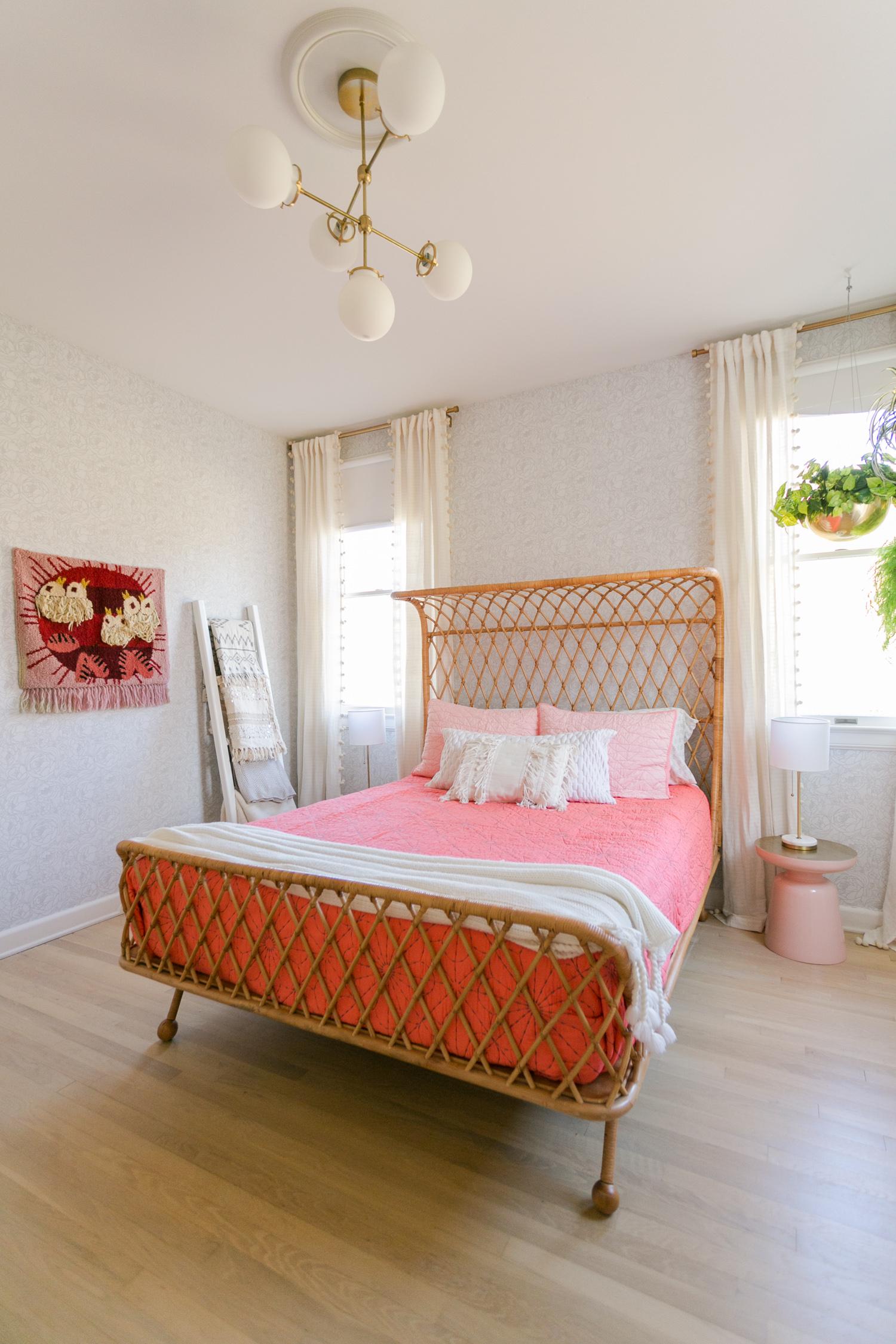 Elsie's Guest Room Refresh