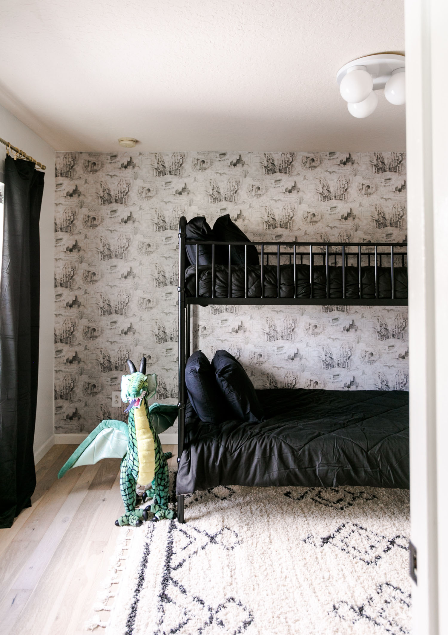 Harry Potter-Inspired Bedroom