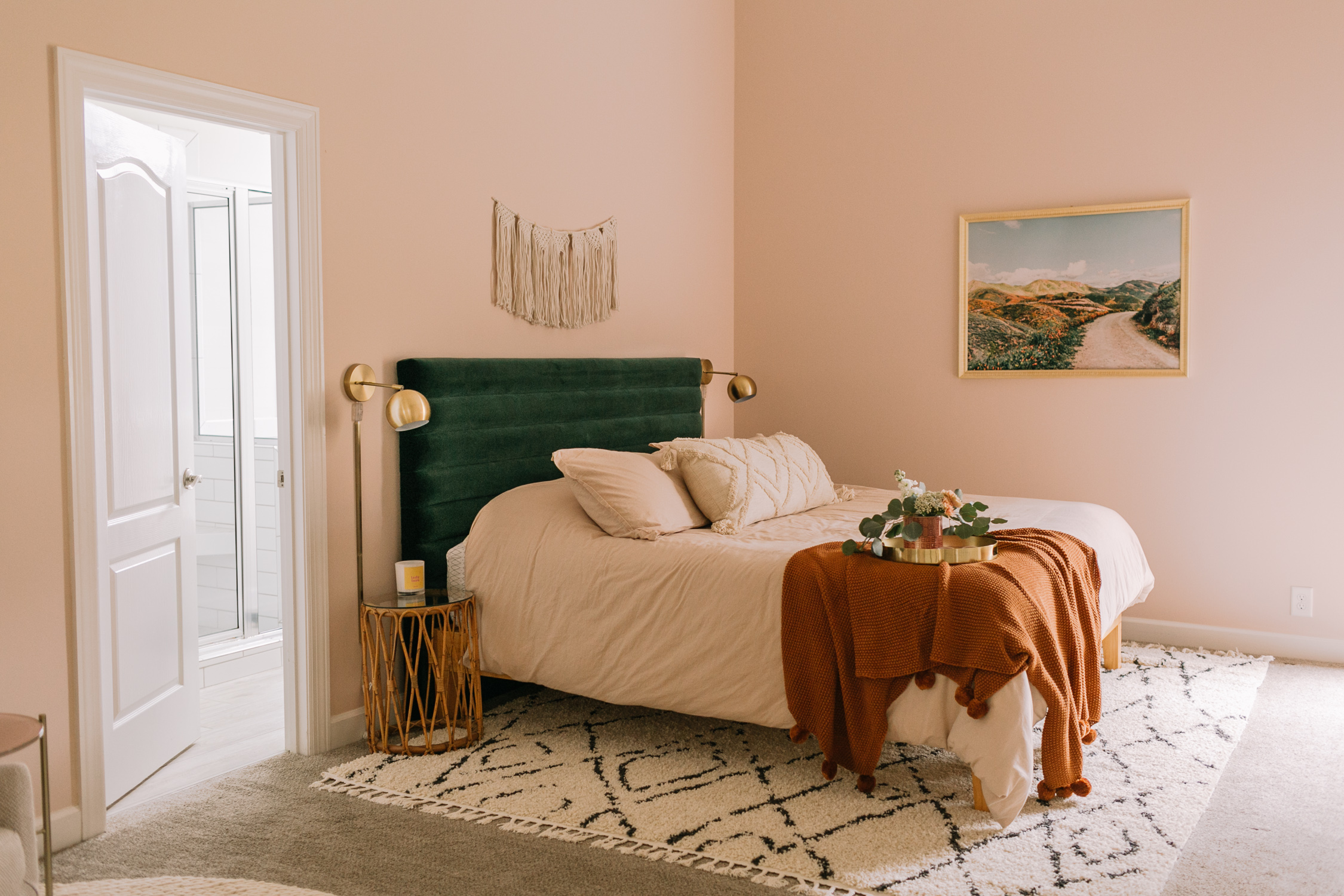 Keely's Bedroom Makeover (Before + After!)