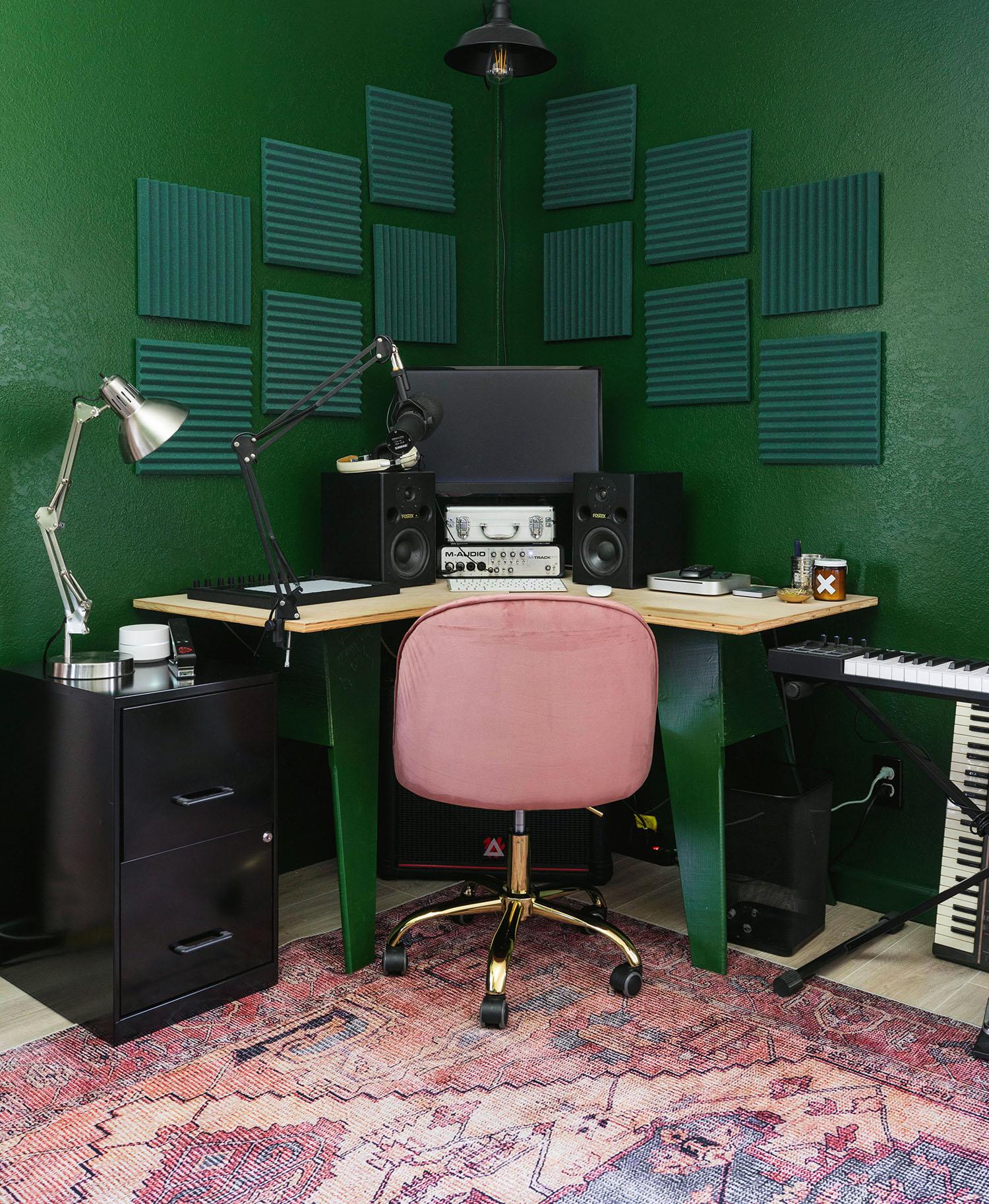 Home Music Studio Tour