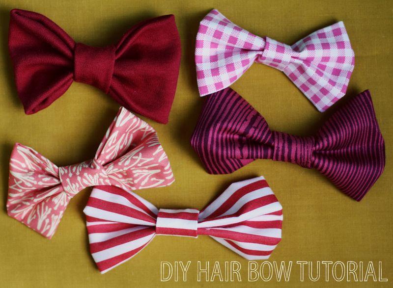 How To Make Hair Bows Diy Jr A Beautiful Mess