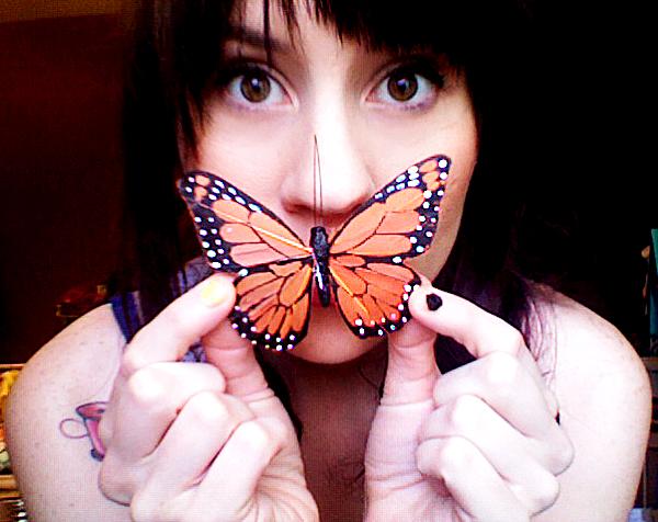 Elsie butterfly