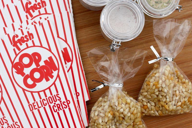 Popcorn kit 2