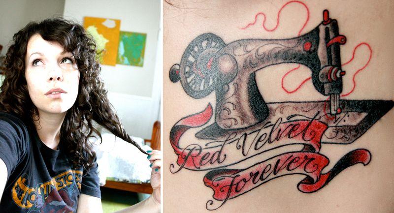 Red Velvet Tattoos A Beautiful Mess