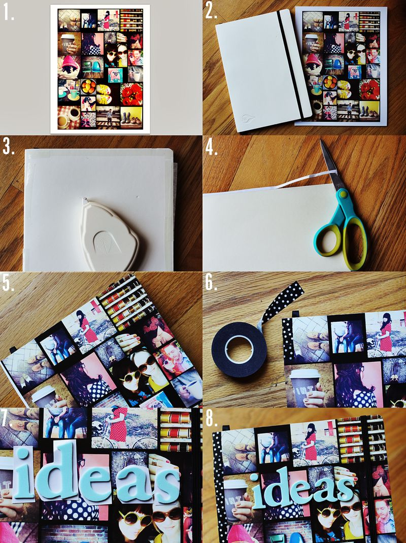 Instagram journal how-to