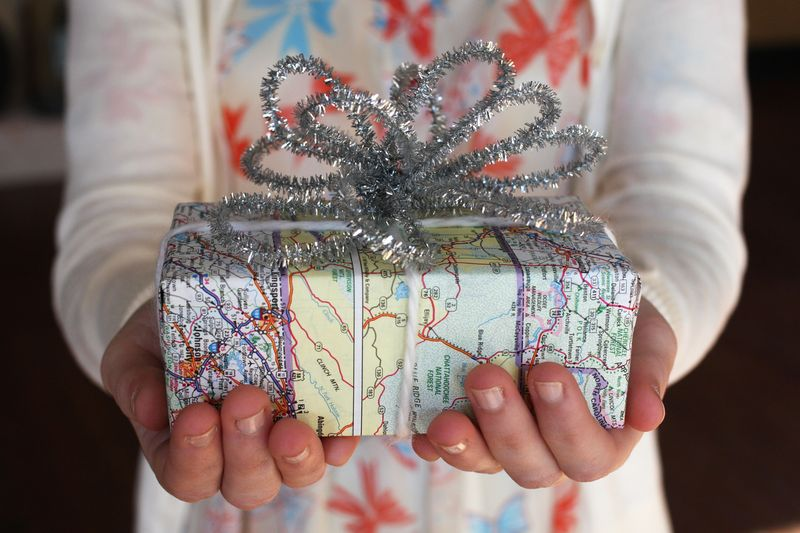 Gift wrap 7