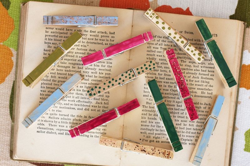 A fun little idea for nail polish! - A Beautiful Mess
