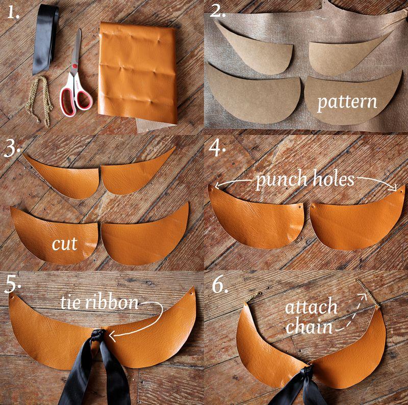 Leather collar 2