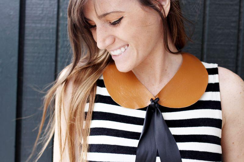 Leather collar 3
