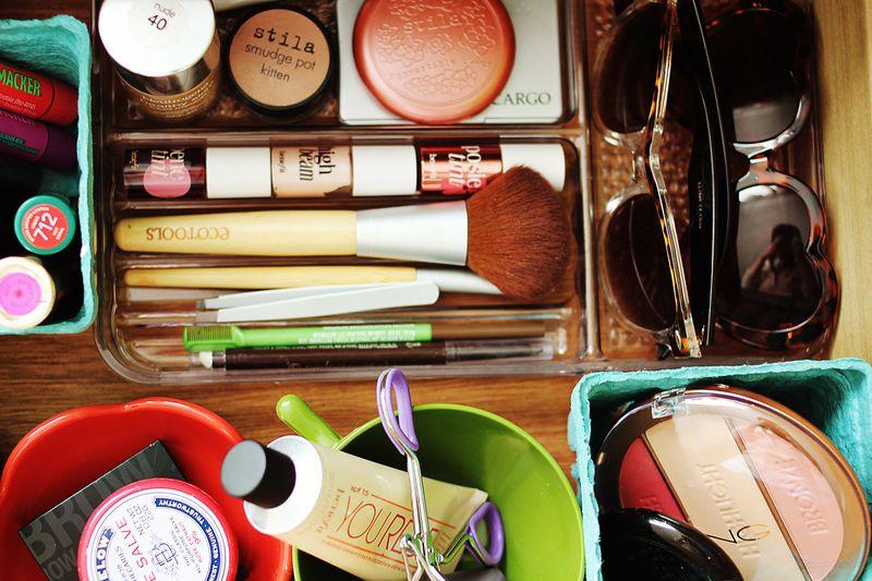 Makeup organization 1