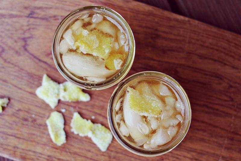 Whiskey ginger recipe