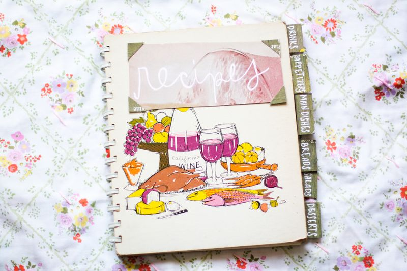 A beautiful mess recipe book