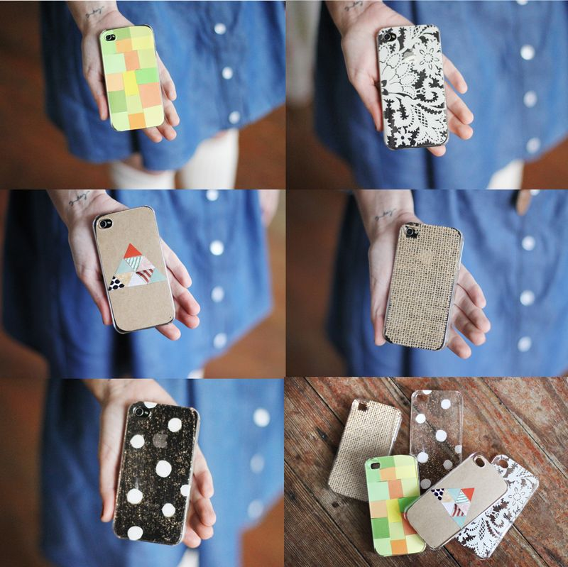 best sneakers aa6c7 97c7f Make your own iPhone Case - A Beautiful Mess