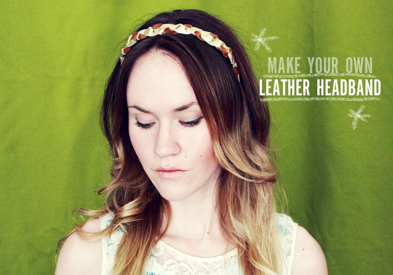 Braided headband1