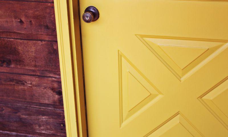 Tips for painting front door