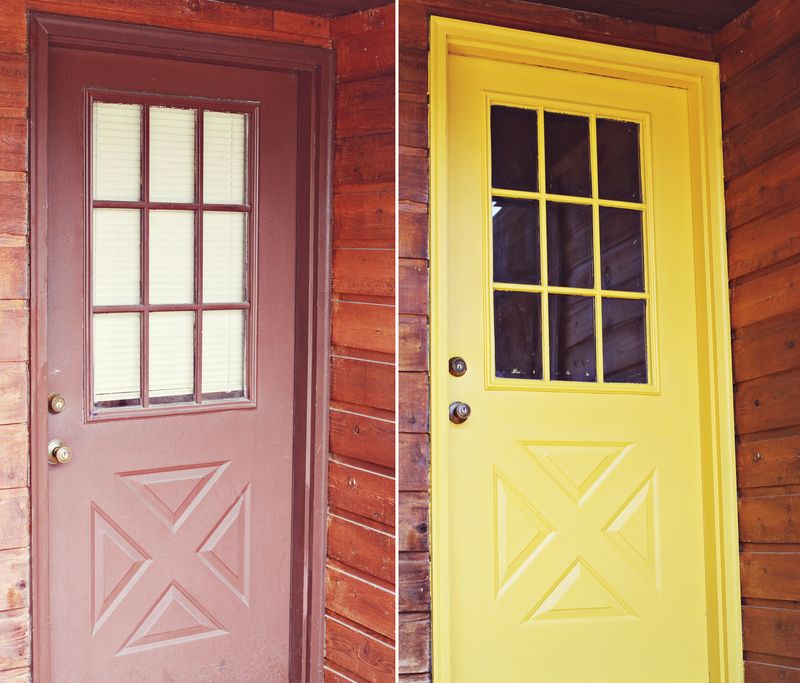 5 Tips For Painting Your Front Door