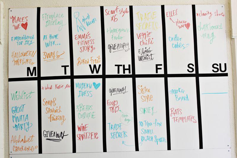 Abeautifulmess planning board