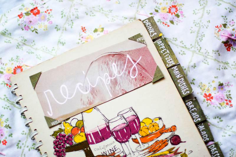 DIY Recipe Book