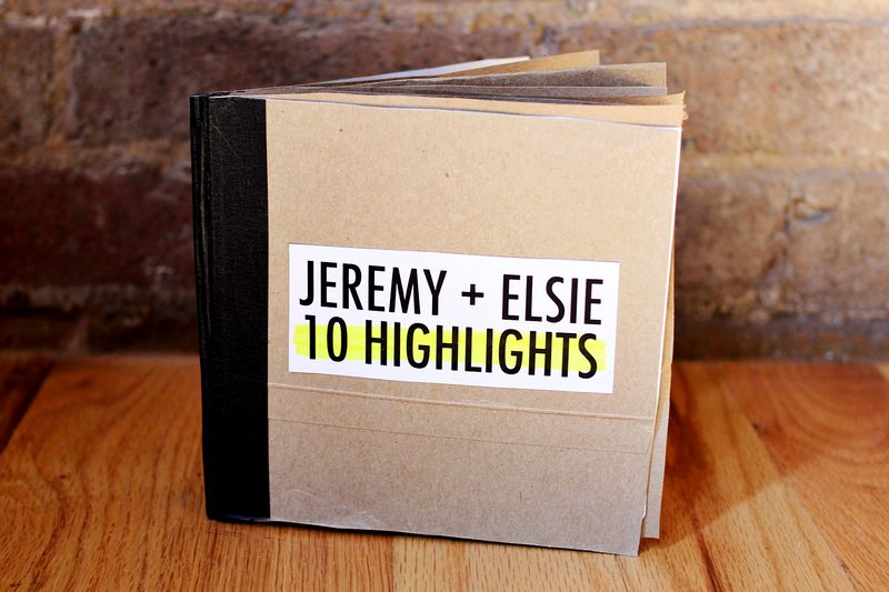 Highlights Scrapbook