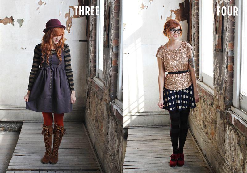 Adorable fashion mixology via A Beautiful Mess