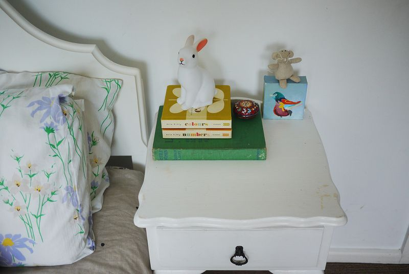 Lovely kid's room details
