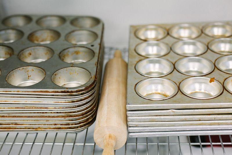 Enjoy Cupcakes work supplies