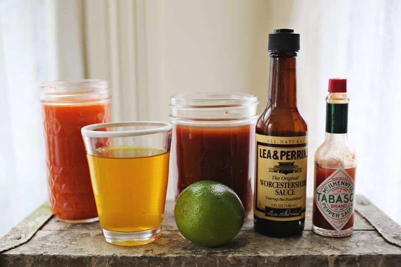 How to make a bloody maria (so yummy!)