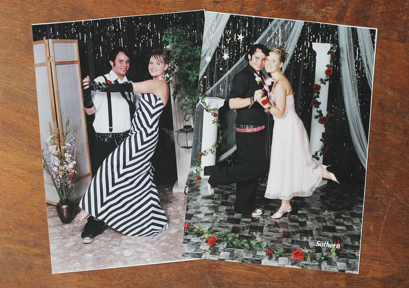 Emma chapman prom pictures
