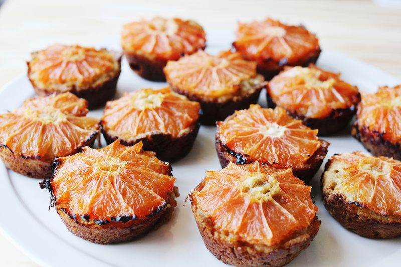 Try grapefruit muffins!