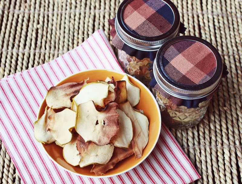 Apple chip recipe