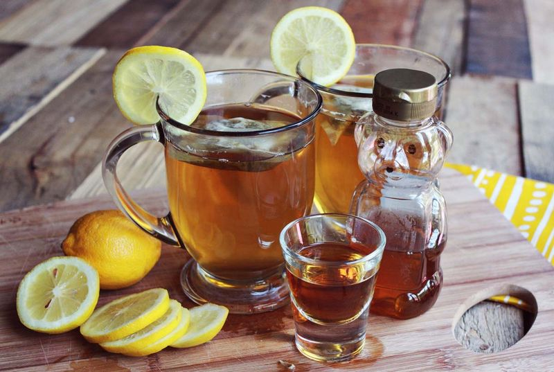 hot toddy whiskey honey recipe