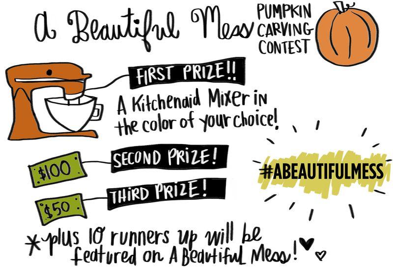 Pumpkin Carving Contest Details