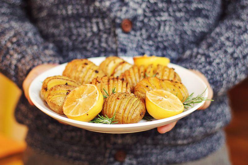 Yummy Roasted Potatoes