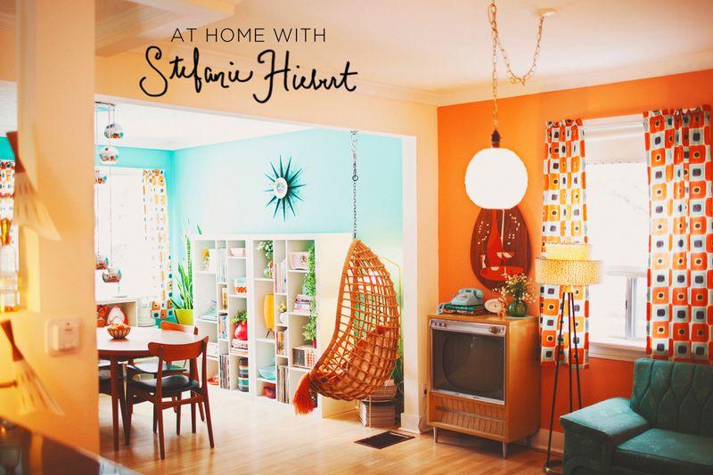 At Home With Stefanie Hiebert