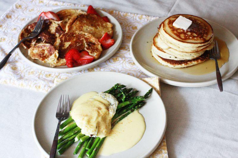 Breakfast basics