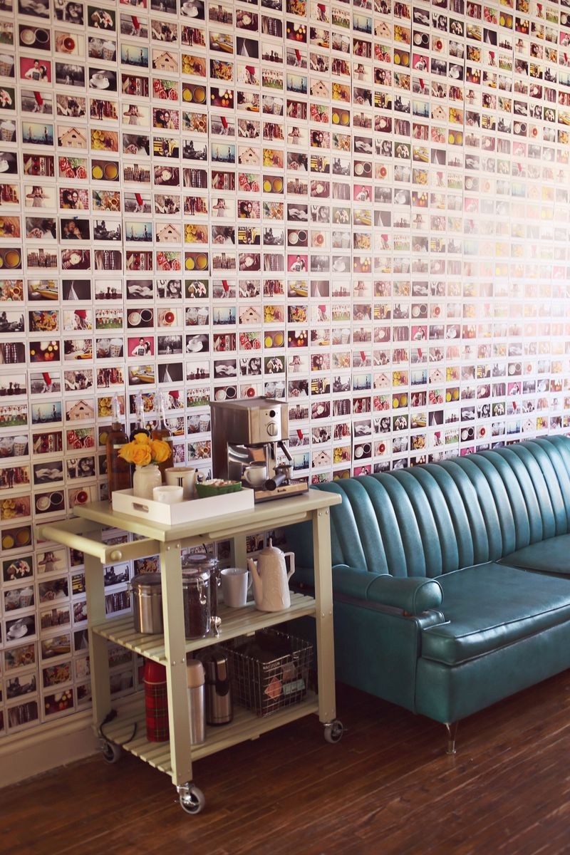 Diy Instax Wallpaper A Beautiful Mess