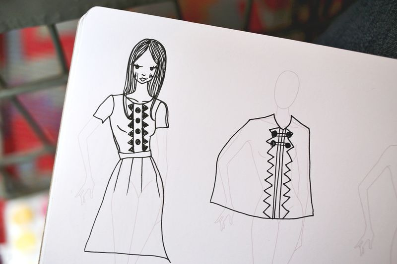 Fashion Sketching For Beginners A Beautiful Mess