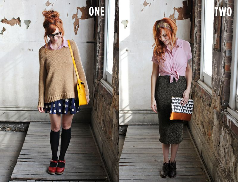 Fashion mixology via A Beautiful Mess