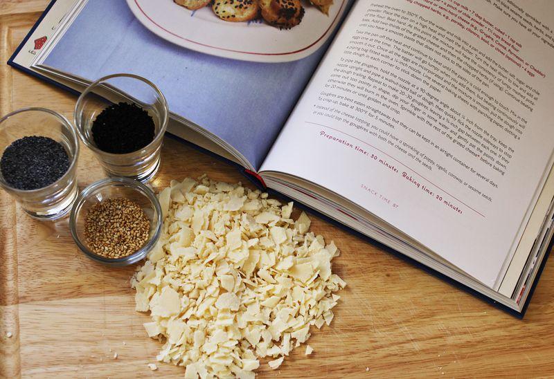Cheese puff recipe