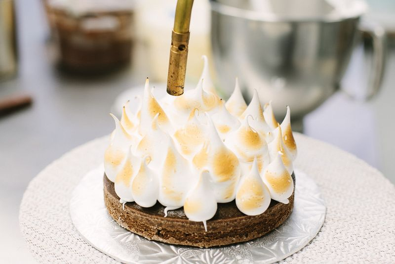 Gorgeous cake by Enjoy Cupcakes
