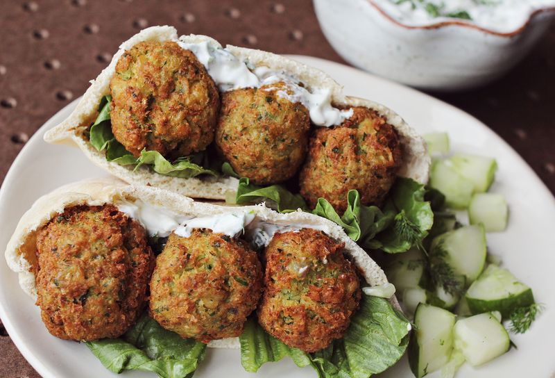 The best falafel you'll ever have!