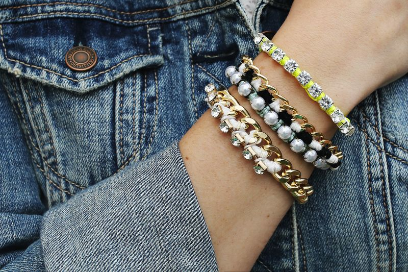 Fancy Friendship Bracelet diy