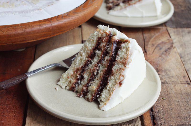 How to make a layered cake
