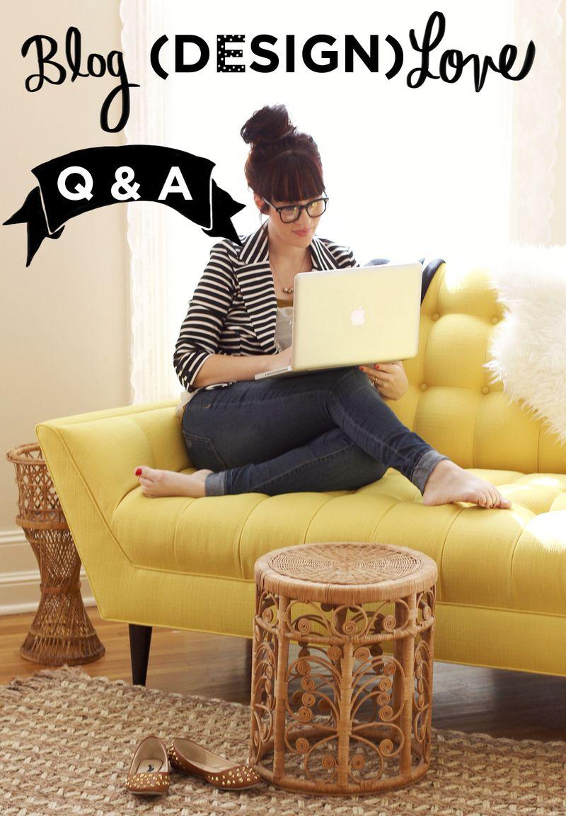 Blog Design Love E-Course Q+A
