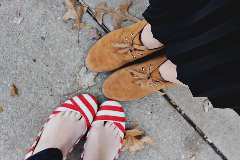 Sister Shoes