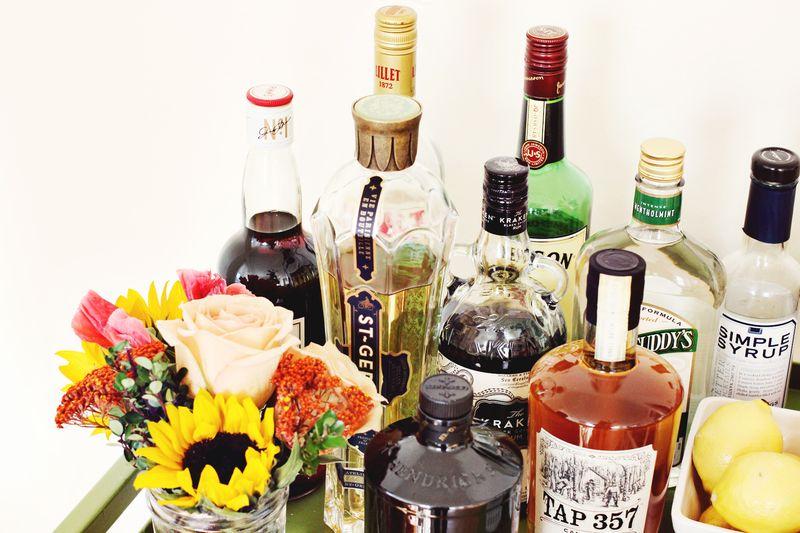 A fun assortment of spirits!