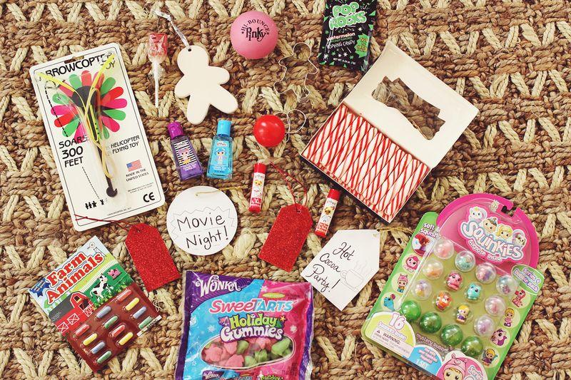 Advent prizes